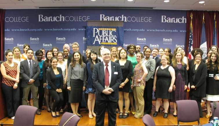 Baruch College School of Public Affairs