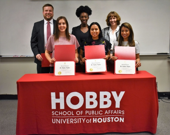 University of Houston Hobby School of Public Affairs